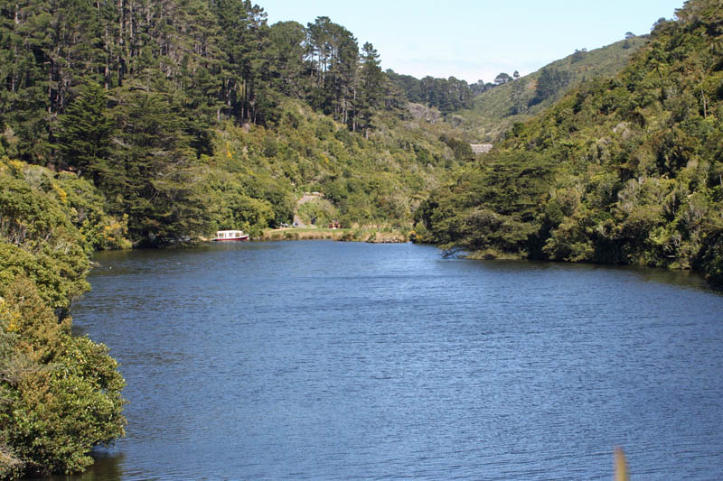 Karori Lower reservoir